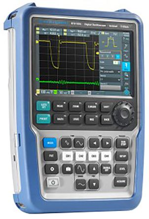Oscilloscope; Handheld; 2 Channel; 60MHz; RTH1002