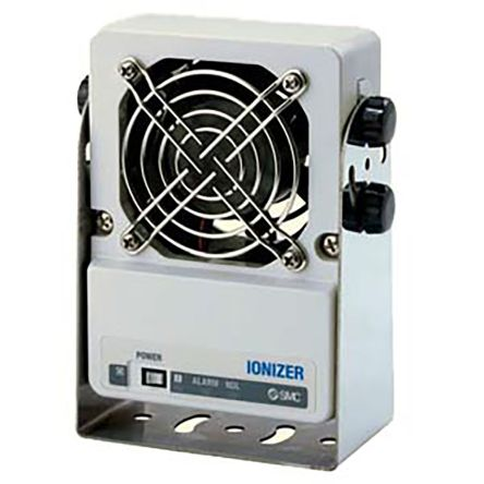 24V dc 1 Fan Bench Top Ioniser
