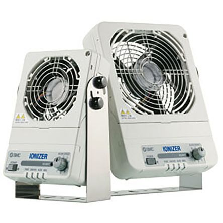 IZF31, Ionizer, Fan Type, 4.4 m³/min