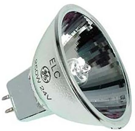 37462 | GE 250 W Halogen Dichroic Lamp, GX5.3, 24 V, 11.1mm
