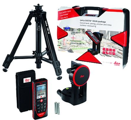 D510 Laser Measure, 200 m Range, ± 1 mm Accuracy product photo