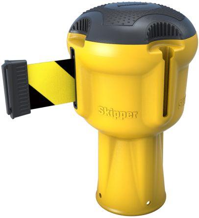 Yellow Skipper Unit,9m Black/Yellow Tape