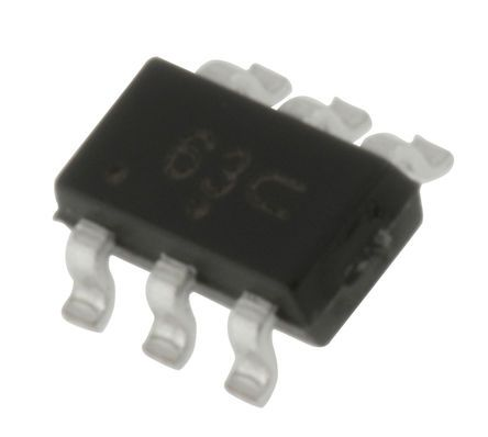 ON Semiconductor NCP12510BSN65T1G, PWM Current Mode Controller, 300 mA, 65 kHz, 8.9 → 18 V, 6-Pin TSOP