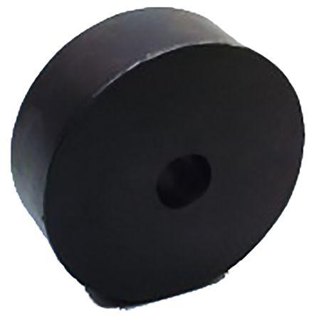 RS PRO Circular Zinc Plated Steel Anti-Vibration Mount