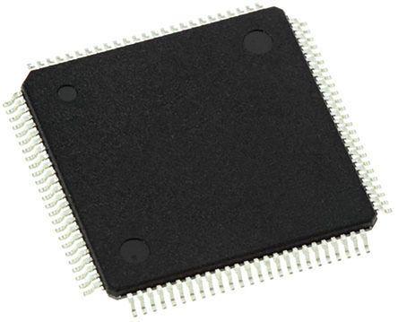 Renesas Electronics R5F11MPFAFB#30, 16bit RL78 Microcontroller, RL78/L1A, 24MHz, 69 kB Flash, 100-Pin LFQFP