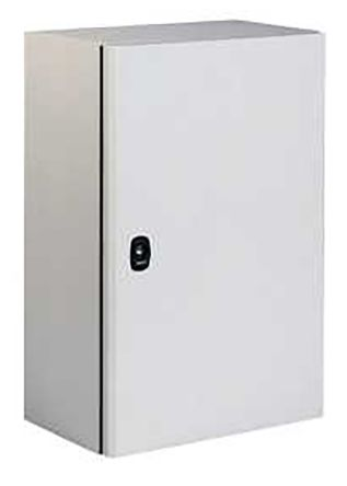 Spacial S3D IP66 Wall Box, Steel, Grey, 1200 x 600 x 400mm