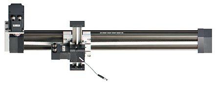 Line Gantry with Encoders 500 x 100 mm
