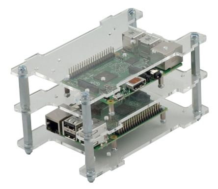 MODMYPI LTD Multi-PiSeries For Use WithRaspberry Pi 2B,