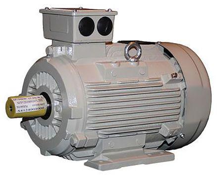 AC Motor, 0.12kW, 4Pole, F63, B3