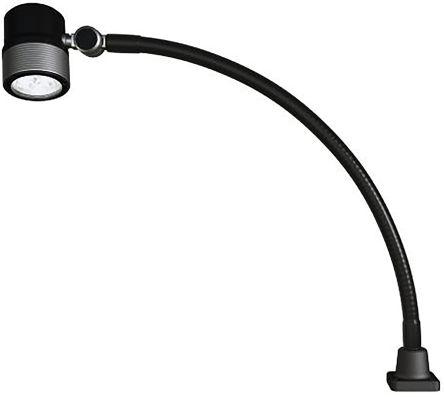 LED Task Light, 100 -> 240 V ac, 9.5 W, Flexible, 600mm Reach, 600mm Arm Length product photo
