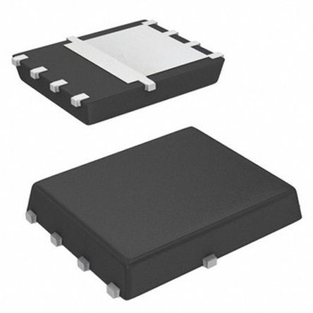 N-Channel MOSFET, 44 A, 150 V, 8-Pin PQFN Infineon IRFH5015TRPBF