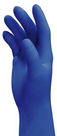 UVEX u-fit lite nitrile gloves Blue M