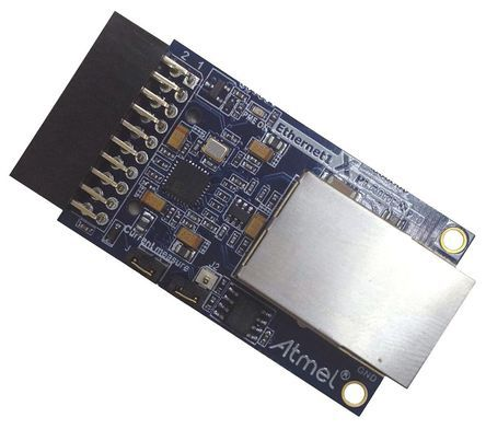 XPLAINED PRO ETHERNET MAC/PHY EXTENSION