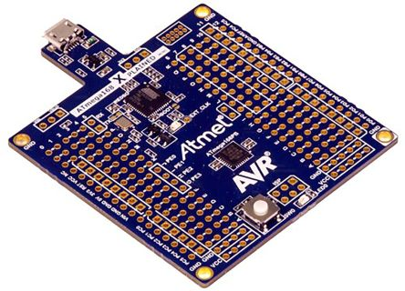 ATMEGA168PB-XMINI board