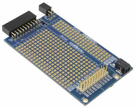 Microchip Technology Xplained Pro Prototyping Extension Board ATPROTO1-XPRO
