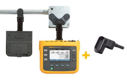 Fluke -1730 Energy Monitor & Logger, With RS Calibration