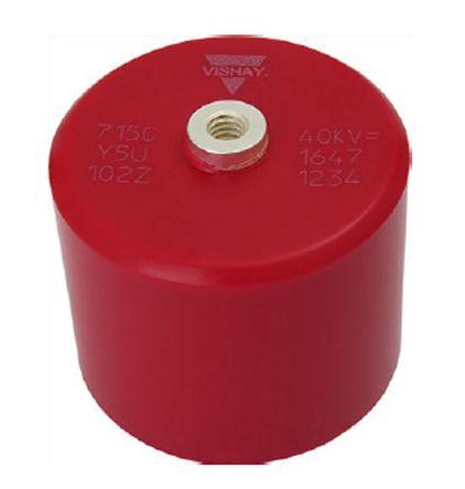 Vishay Single Layer Ceramic Capacitor Slcc 4 7pf 1kv Dc 177 0