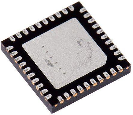 Analog Devices HMC1190ALP6NE, Downconverter Mixer 350MHz Gain=8.9 dB 4.5 → 5.5 V 40-Pin QFN
