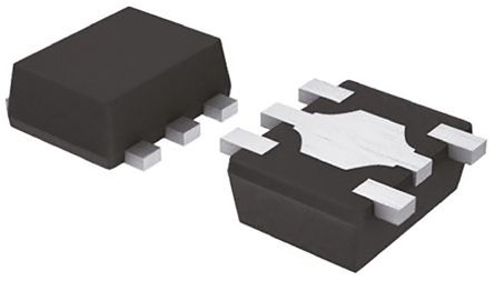 BU52012HFV-TR ROHM, Unipolar Hall Effect Sensor, 5-Pin HVSOF
