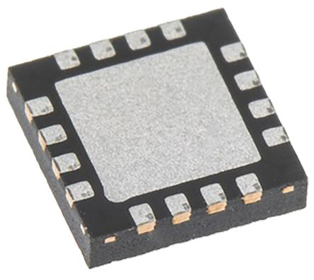 Analog Devices HMC427ALP3E, RF Switch 8GHz 35dB Isolation GaAs MMIC Maximum of +5 V 16-Pin QFN