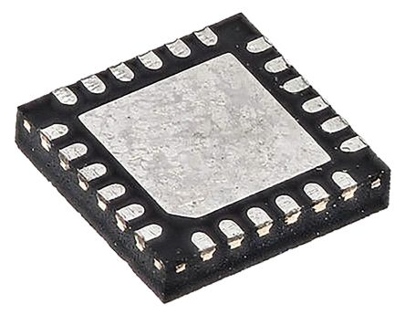 Analog Devices HMC629ALP4E, Digital Attenuator, 45dB, 10GHz, Maximum of 3 V, Maximum of 5 V 24-Pin QFN