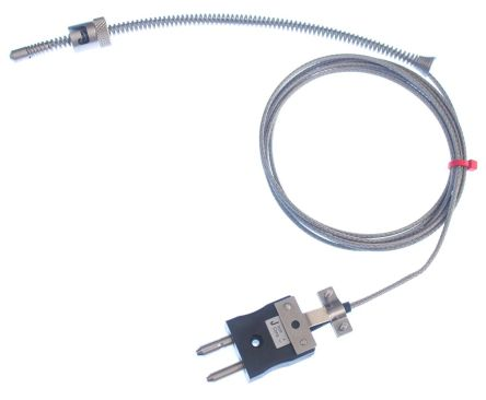 RS Pro Type J Thermocouple 6mm diameter, -60°C → +350°C | RS Components