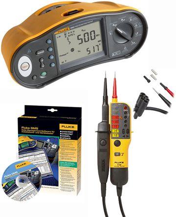 Fluke 1662 DE,T110VDE , DMS Software Kit