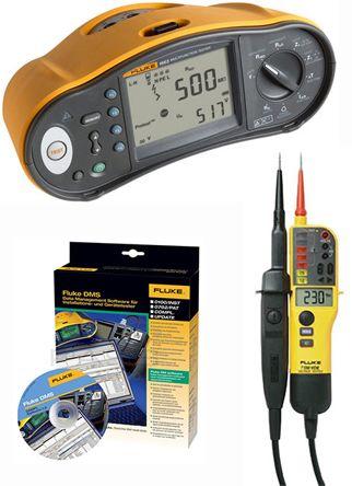 Fluke 1663 DE , T130VDE , DMS Software