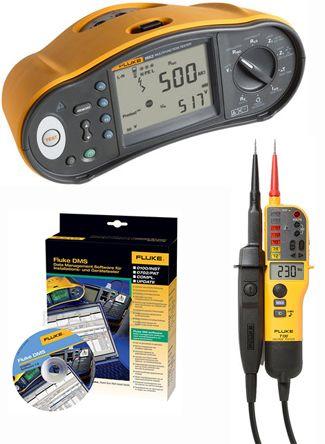 Fluke 1663 SCH ,T130 , DMS Software Kit