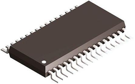 Texas Instruments ADS8664IDBT, 12-bit Serial ADC 4-channel, 38-Pin TSSOP