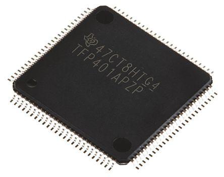 DLPA3005DPFD, LCD Controller RGB Interface Support 12 V, 100-Pin HTQFP