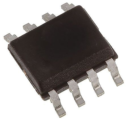 Texas Instruments INA188ID, Instrumentation Amplifier, ±55μV Offset 600kHz, R-RO, 4 → 36 V, 8-Pin SOIC