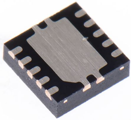 Texas Instruments TPS259251DRCT, Current Limiting Switch 3-Input 3-Output, 5A 10-Pin, VSON