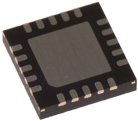 Texas Instruments, TPS53317ARGBT Step-Down Switching Regulator 6A Adjustable, 0.45 → 2 V 20-Pin, VQON
