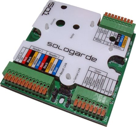 TDSi SOLOgarde Door Entry with Access Controller