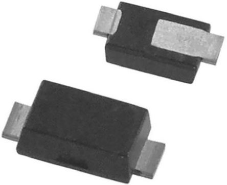 Diodes Inc 1000V 1A, Diode, 2-Pin PowerDI 123 RS1MSP1-7