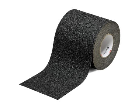 Black Anti-Slip Tape - 20m x 100mm product photo