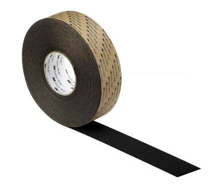 Black Universal Anti-Slip Tape,25mmx20m