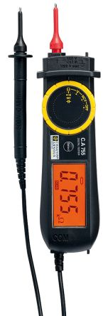 Chauvin Arnoux CA 755 Digital Multimeter