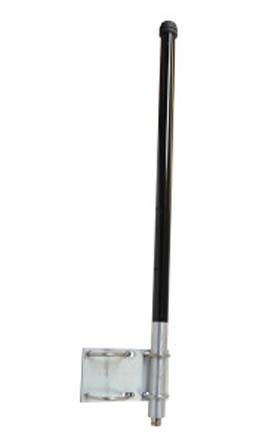 OD3-700/2700-BLK Mobilemark - 2G (GSM/GPRS), 3G (UTMS), 4G (LTE) Antenna  Wall/Pole Mount, N Type