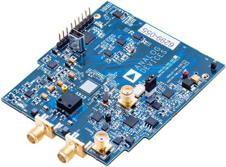 Analog Devices AD9162-FMC-EBZ, 165 Pin BGA 12GSPS RF 16-Bit DAC Evaluation Board for AD9162