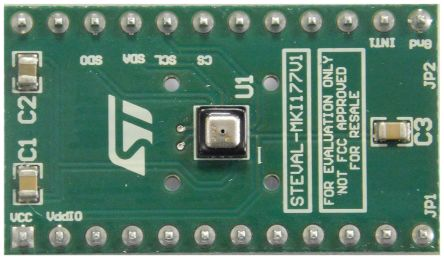STMicroelectronics STEVAL-MKI177V1, Adapter Board for DIP24 Socket