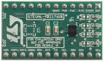 STMicroelectronics STEVAL-MKI176V1, Adapter Board for DIP24 Socket