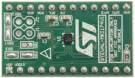 STMicroelectronics STEVAL-MKI174V1, Adapter Board for DIP24 Socket