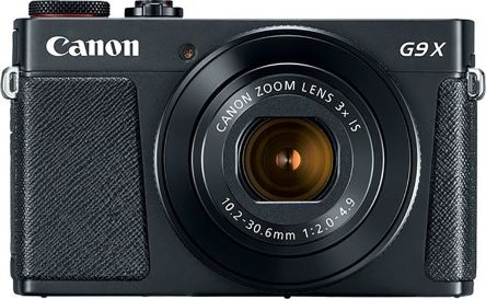 PowerShot G9 X Mark II Digital Camera product photo