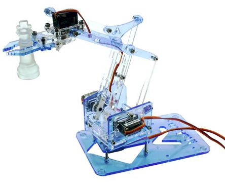 MeArm Robot Arm Deluxe Kit