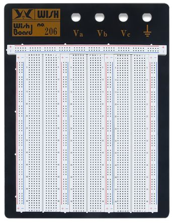 340 002 digilent 340 002, breadboard solderless breadboard kit340 002 digilent 340 002, breadboard solderless breadboard kit 134 6441 rs components