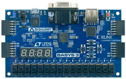 Digilent 410-183 Basys Artix-7 Development Board