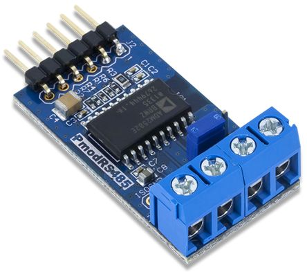 Pmod RS485 Isolated RS-485 Communication