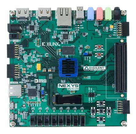 Nexys Video Artix-7 FPGA Trainer Board